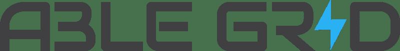 ABLE GRID logo