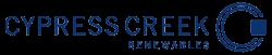 Cypress Creek renewables logo
