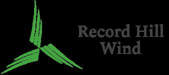 Record Hill Wind logo